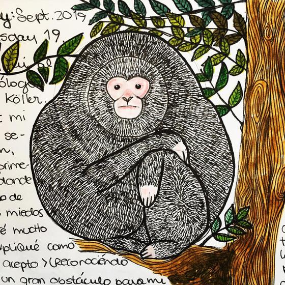 Journaling as a tool to access your hidden wisdom // Escribir un diario: una herramienta para accede