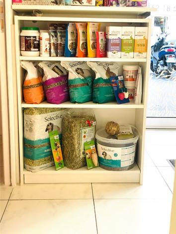 Alimentation animalière chez Cabinet Vétérinaire Endoume NAC 13007