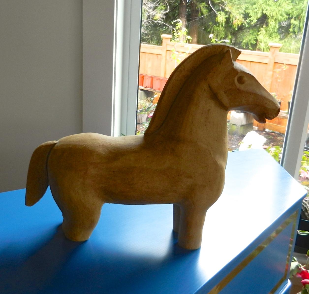 Horse, undated