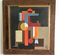 Abstract, 1959