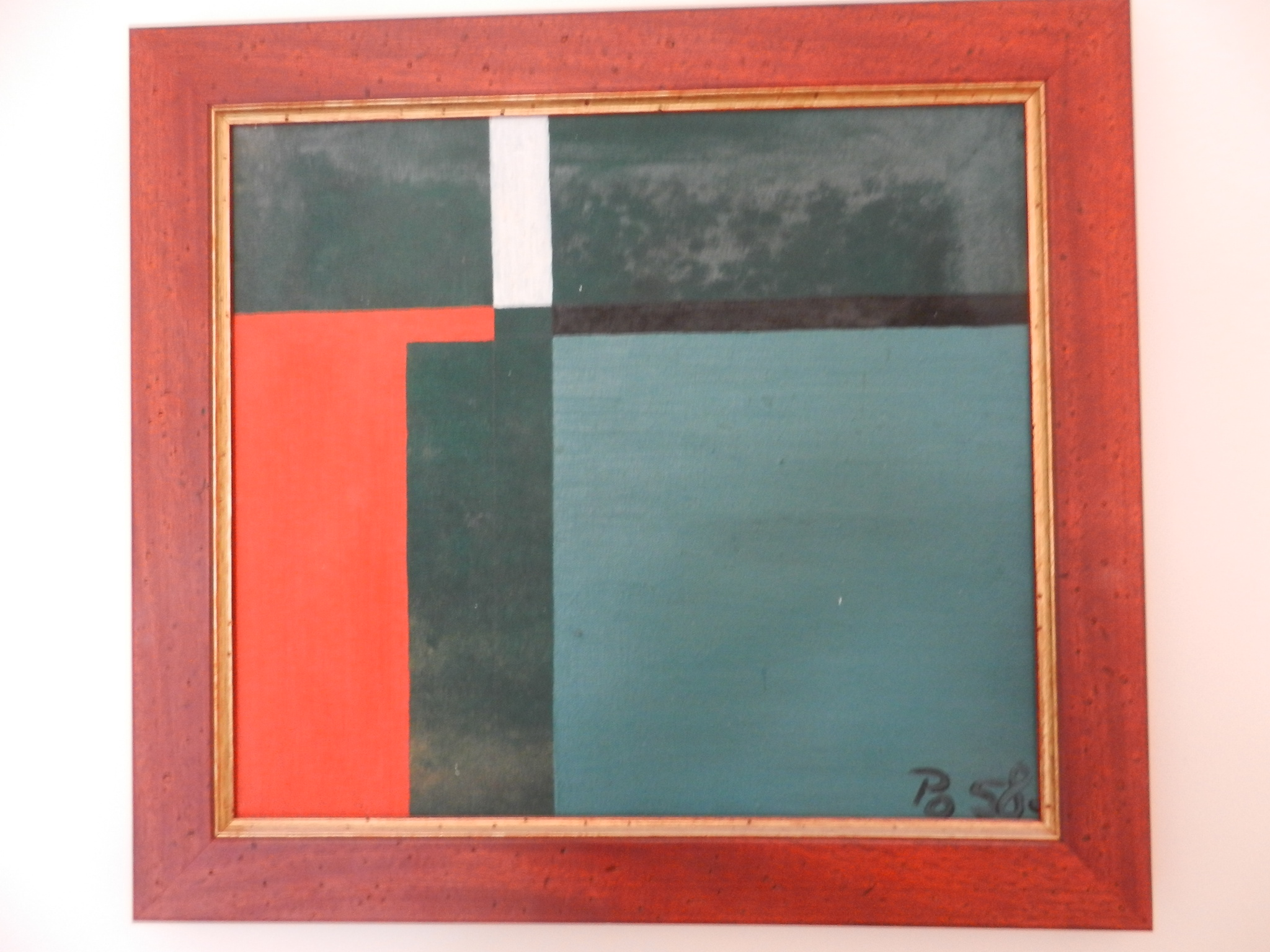 Abstract, 1958