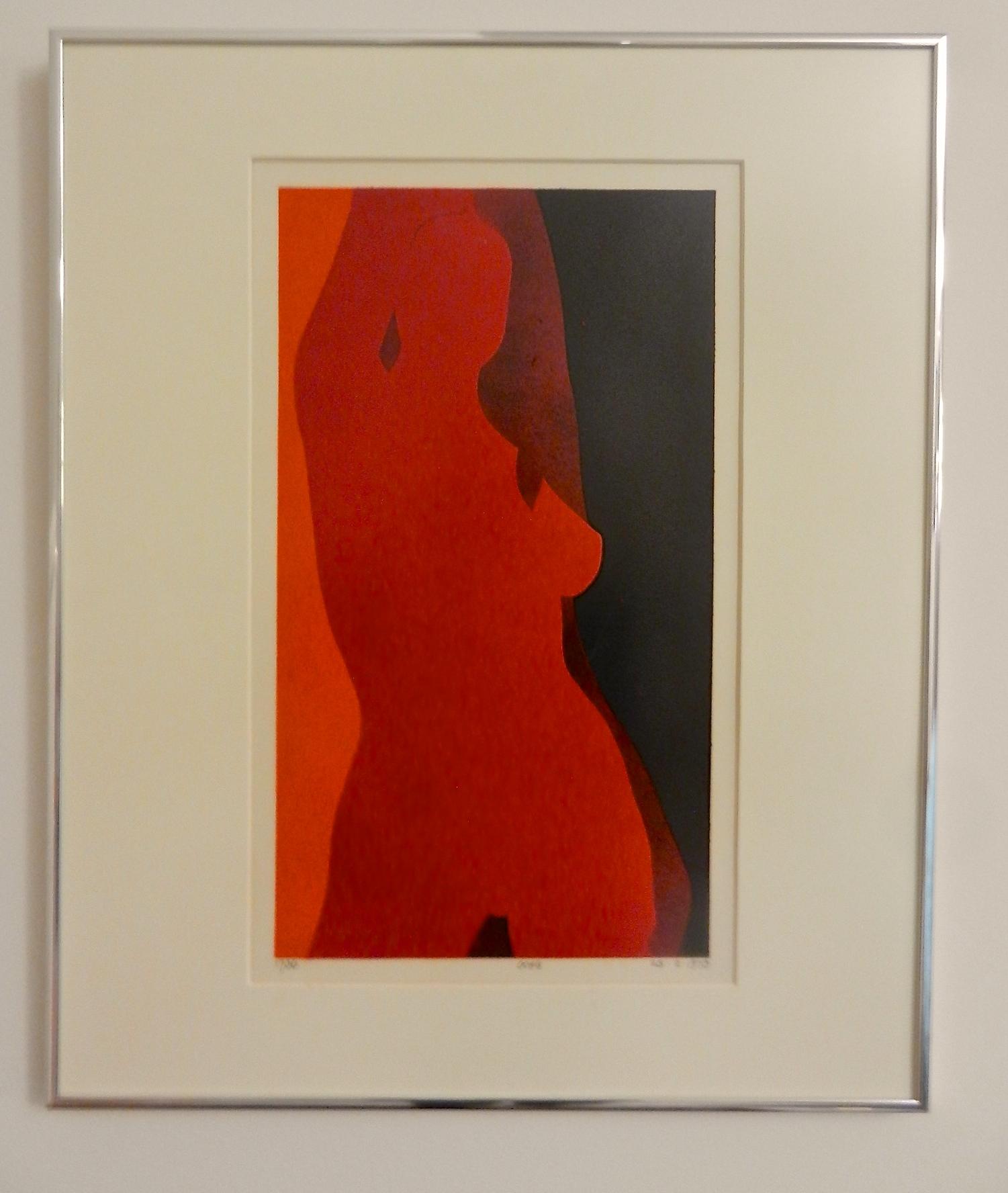 'Christine Keeler', 1964