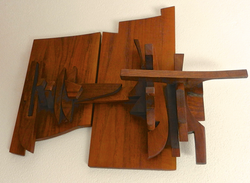 Wall Plaque, 1966