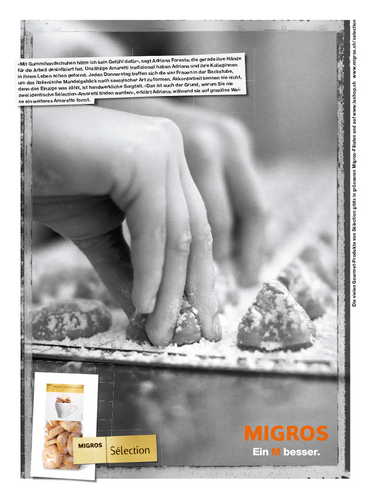 MIGROS SELECTION