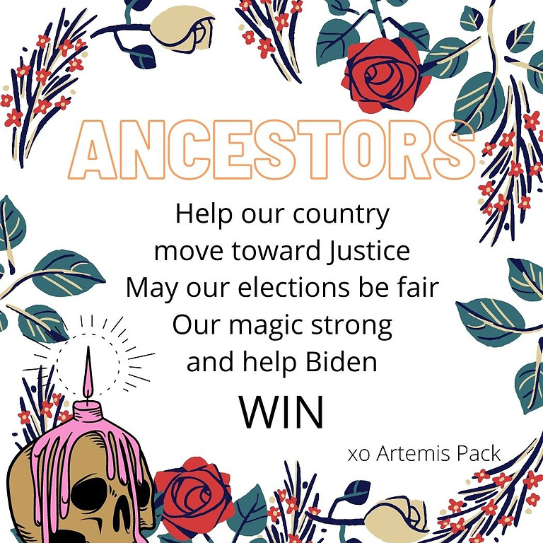 Witches for Justice (Adults)