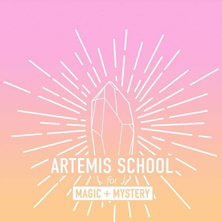 Fall Edition: Artemis School for Magic & Mystery
