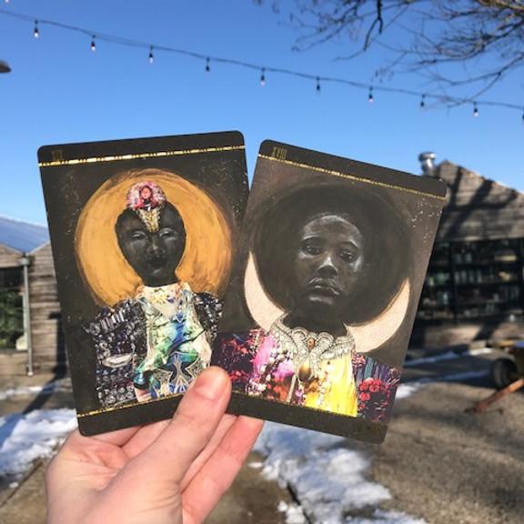 Year Cards: Tarot Wisdom for 2021