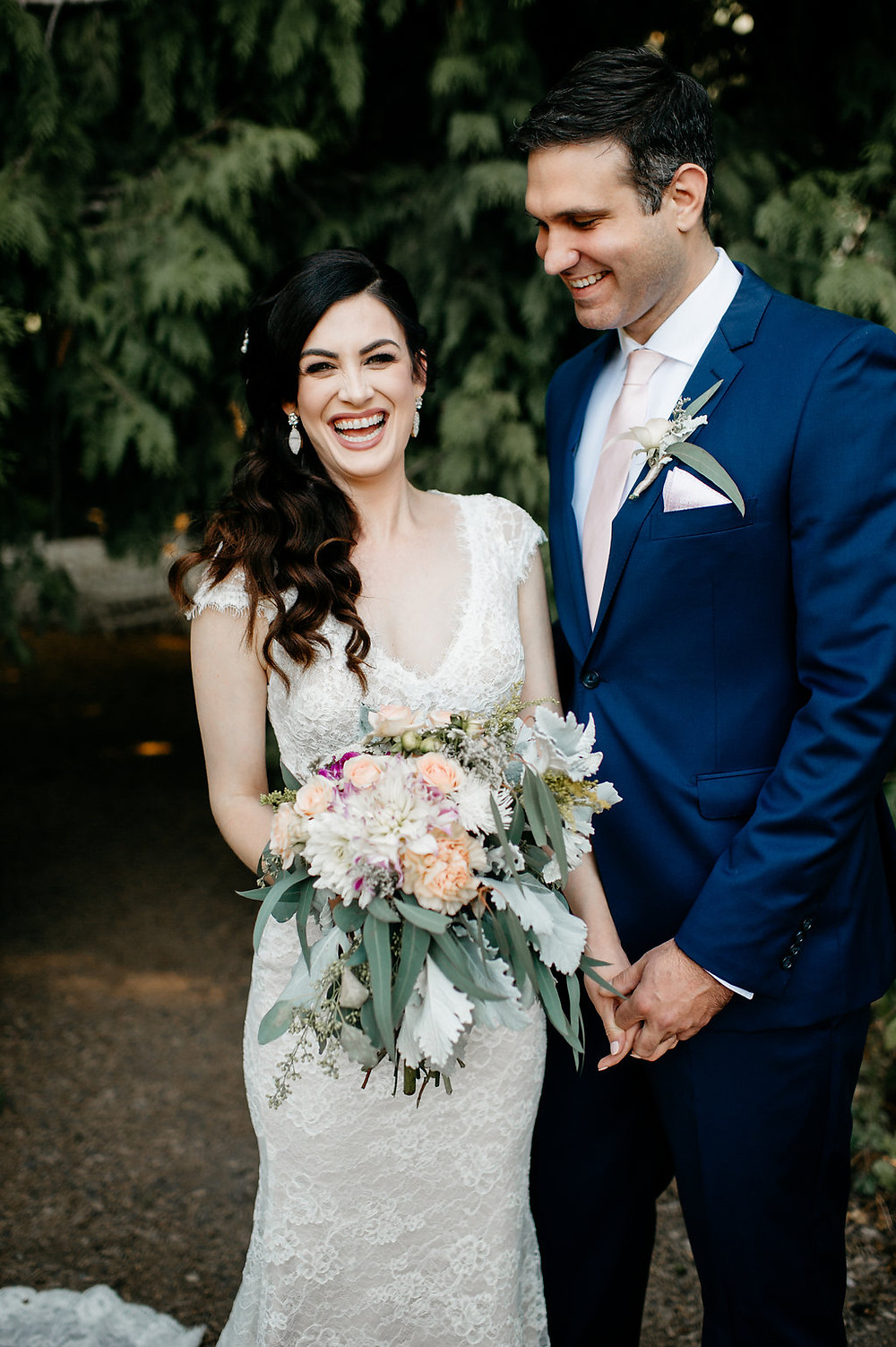 Snohomish Wedding | PNW Inspired, Ceremony in the Woods