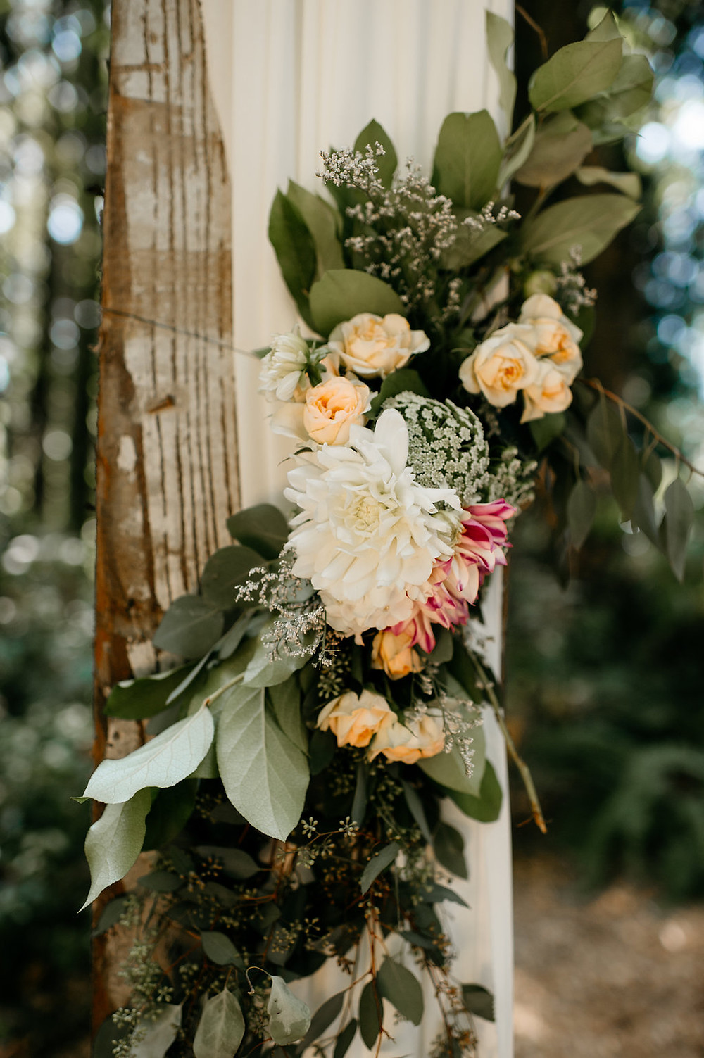Local Seasonal Floral | Paeonia Pines | Snohomish Washington Florist