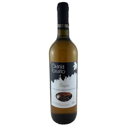 Vinho Branco Suave Niágara