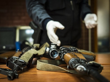 WCO Secretariat receives access to INTERPOL's iARMS database to search and trace seized firearms
