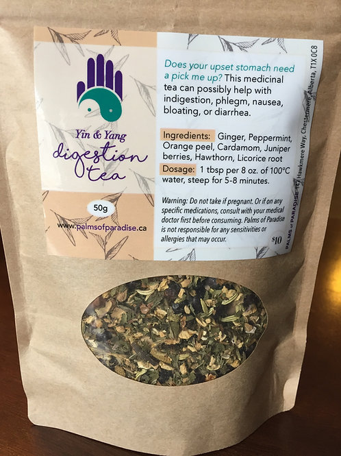 Yin & Yang Digestion Tea