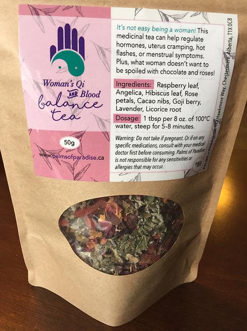 Woman's Qi & Blood Balance Tea