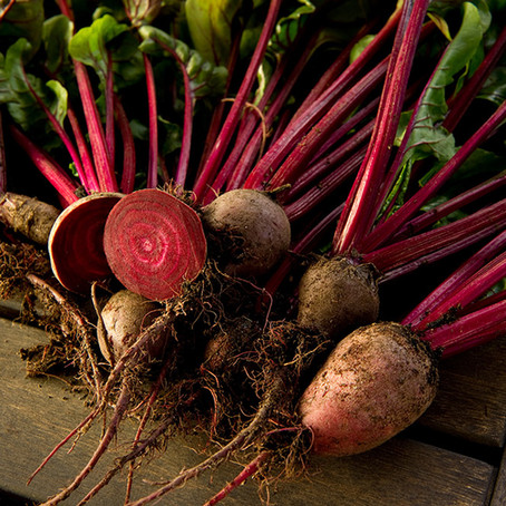 Give Fresh Beetroots a Try