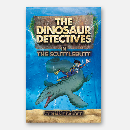 the dinosaur detectives book two in the scuttlebutt