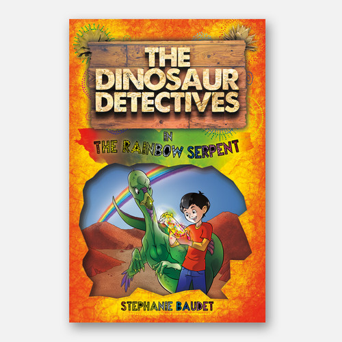 the dinosaur detectives book four in the rainbow serpent