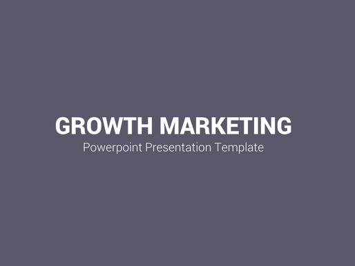 Presentation Design for Growth Marketing