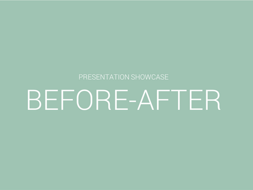 Powerpoint Presentation Before-After Series
