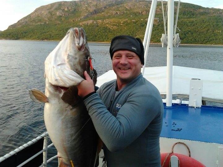 Морская рыбалка в Киркенесе 3