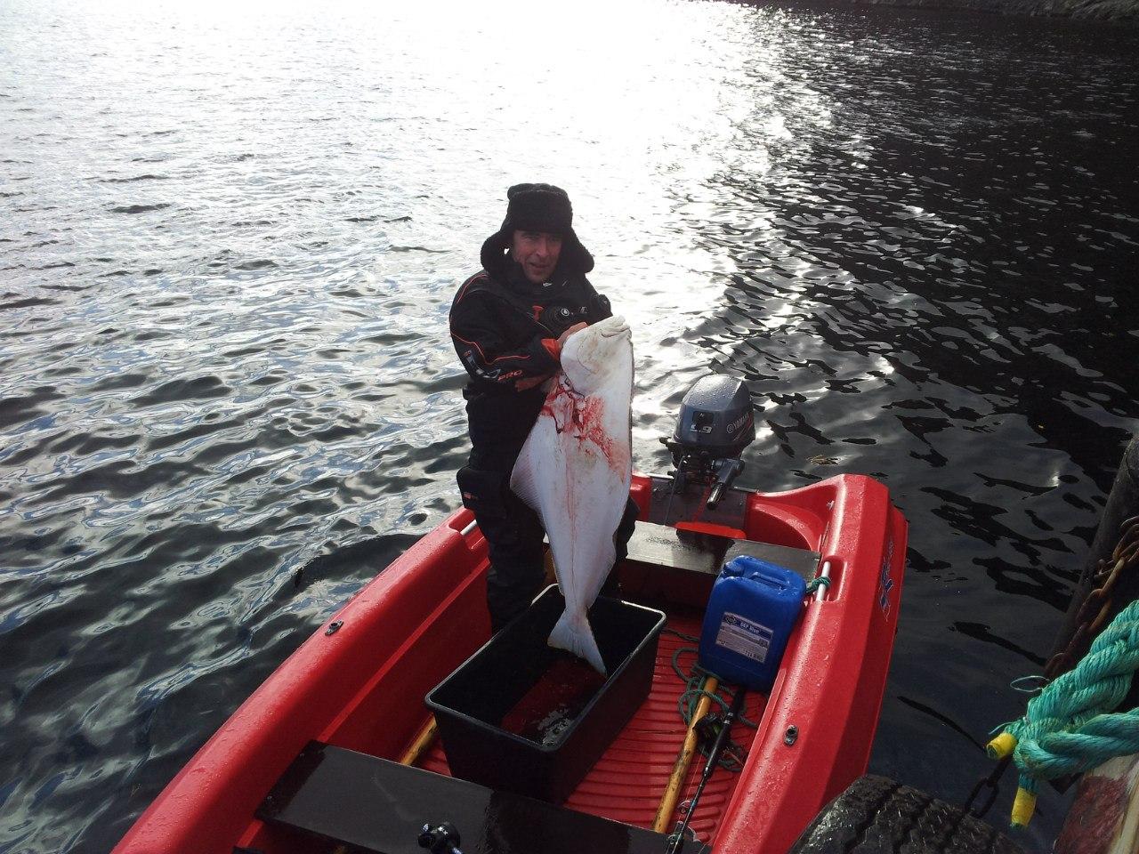 Морская рыбалка в Киркенесе 5