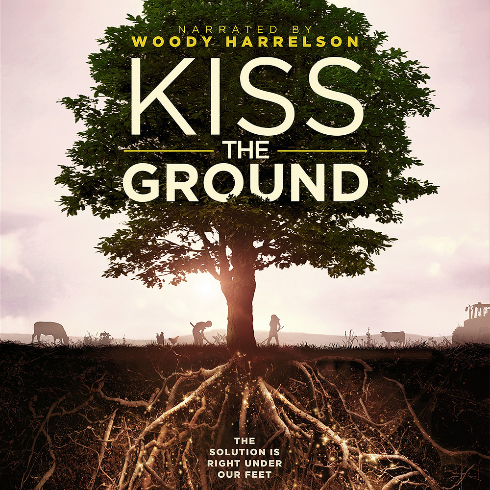 Press Release image from Kiss The Ground