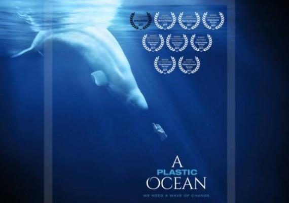 Image from A Plastic Ocean -Film Screening Facebook