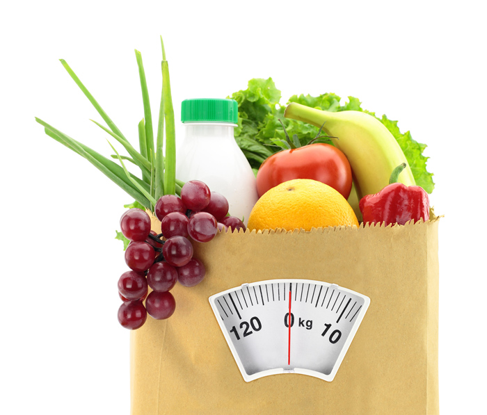bigstock-Healthy-diet-Fresh-food-in-a--36404500