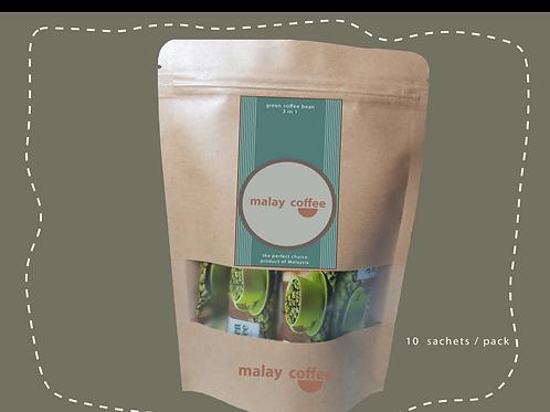 Malay Coffee - Green Coffee