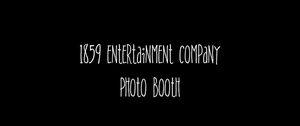 Promotional Video of Photo booth and how it works/looks!