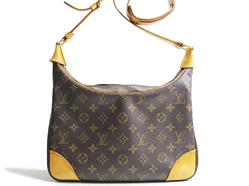Louis Vuitton Boulogne Shoulder Bag in Monogram