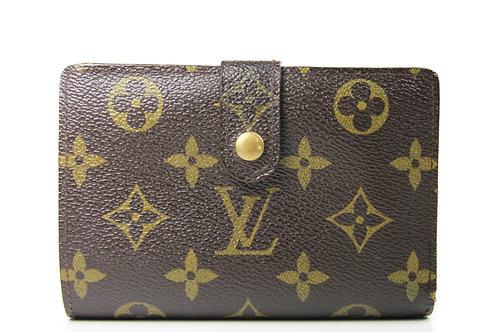 Louis Vuitton French Purse Wallet in Monogram