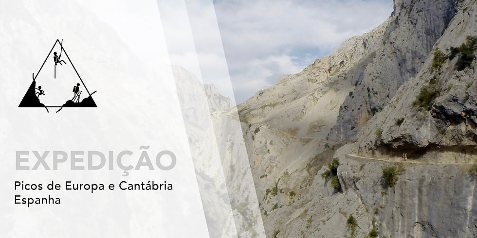 Expedição: Picos de Europa e Cantábria