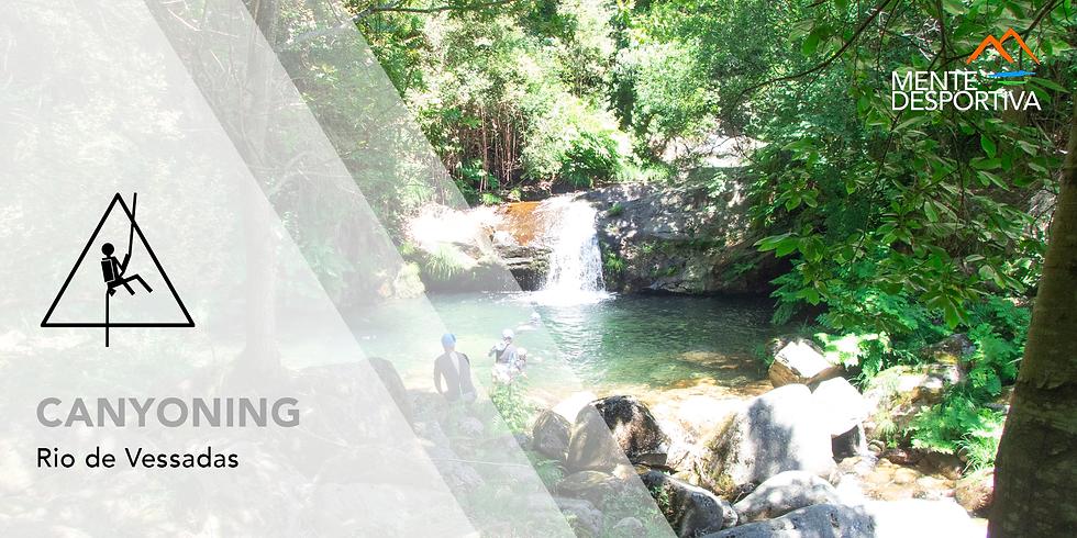 Canyoning: Rio Vessadas