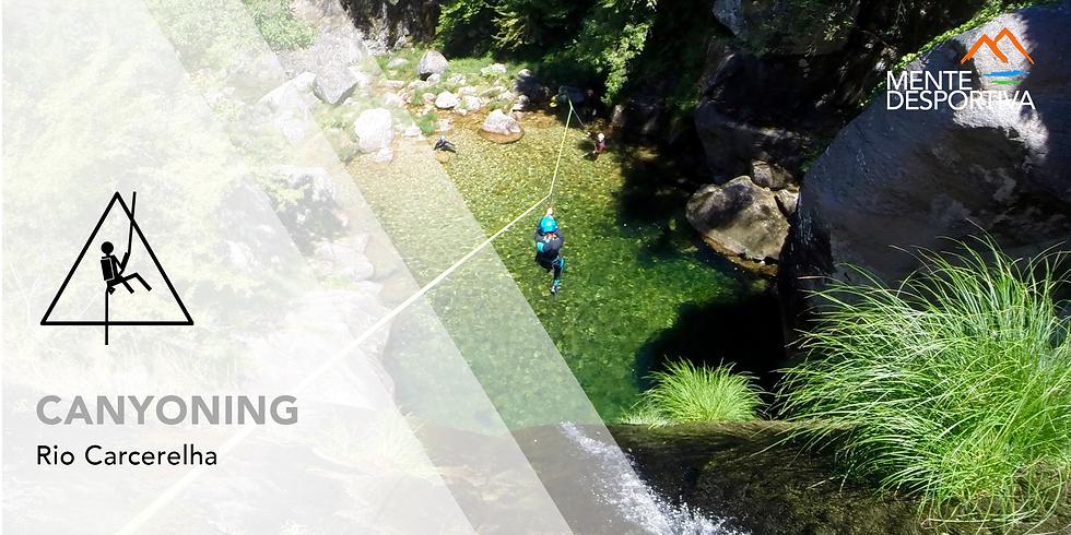 Canyoning: Rio Carcerelha