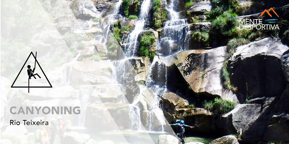 Canyoning: Rio Teixeira