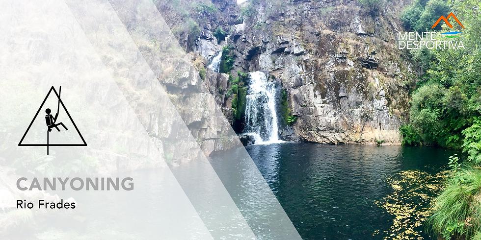 Canyoning: Rio de Frades