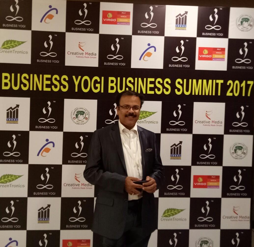 Business Yogi Business Summit