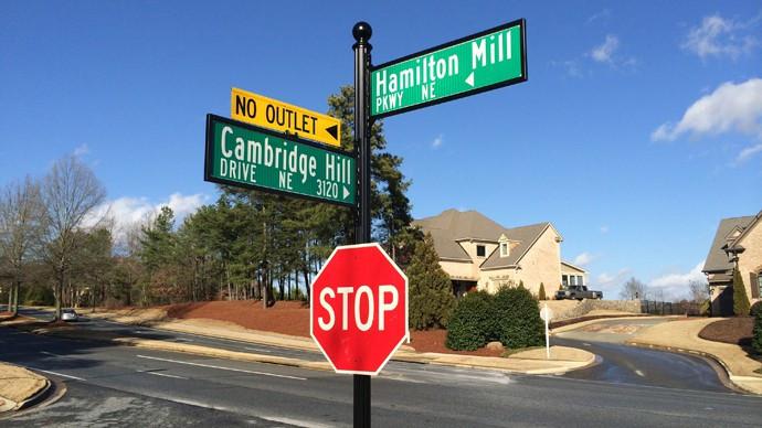 HamiltonMillStreetSign.jpg
