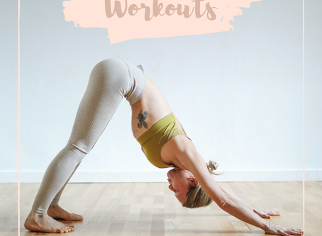 My Review of the Self Magazine Home Workouts