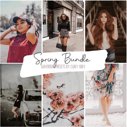 Spring Pack ~ Lightroom Mobile Preset Bundle