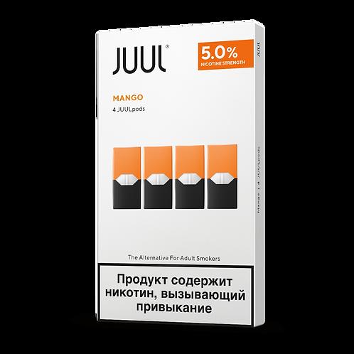 Поды JUUL Original Mango | пачка