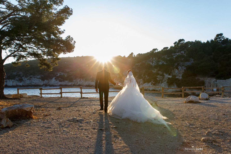 Photographe de Mariage a Marseille - Moussa Laribi