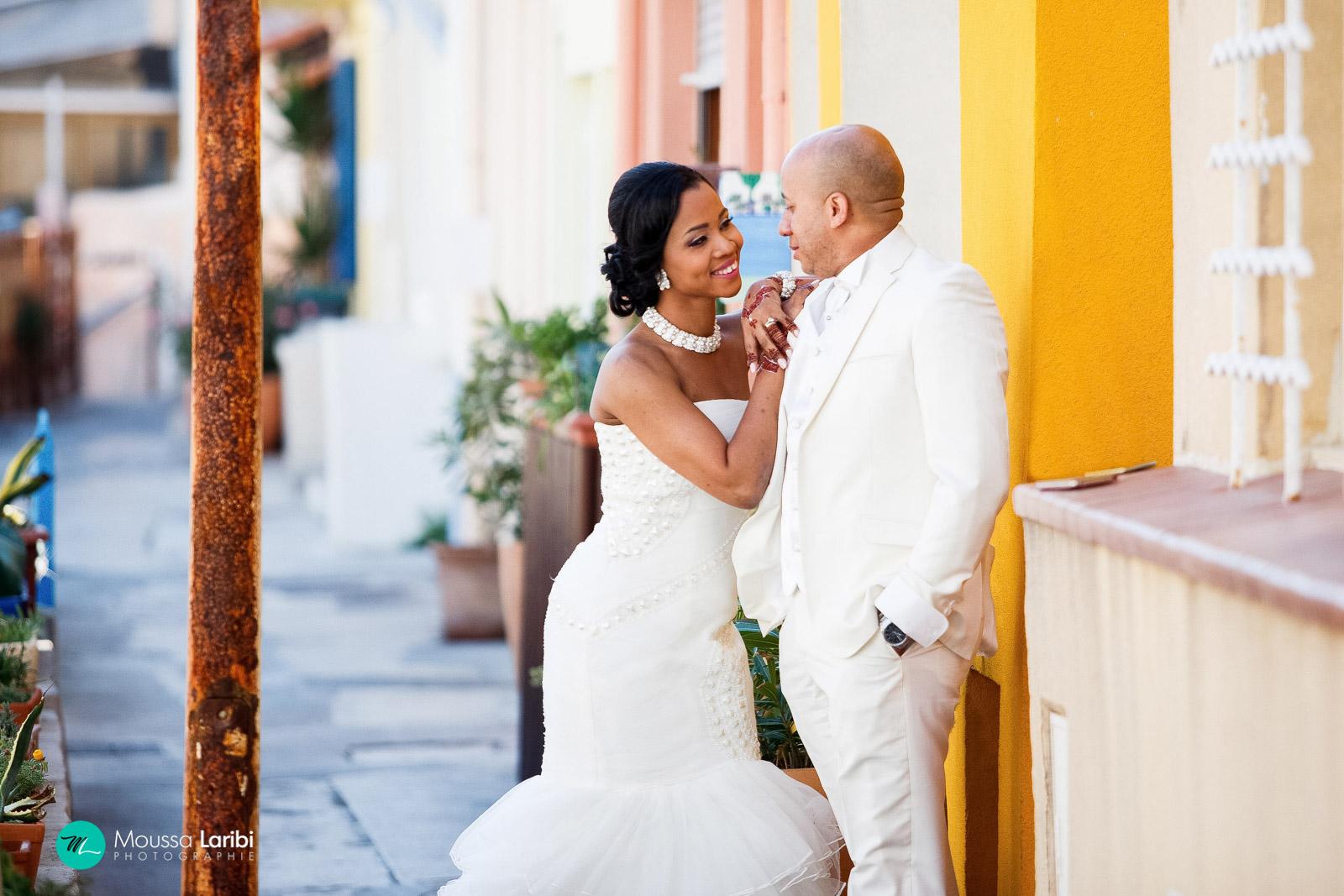 Photographe mariage- Moussa Laribi