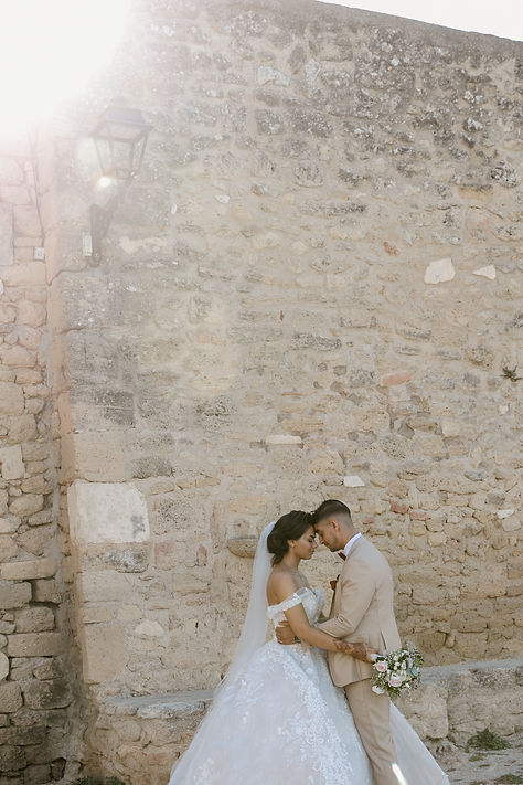 Photographe de mariage a Marseille - Mou