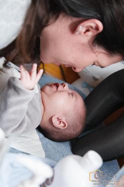 Moussa Laribi photographe de bébé