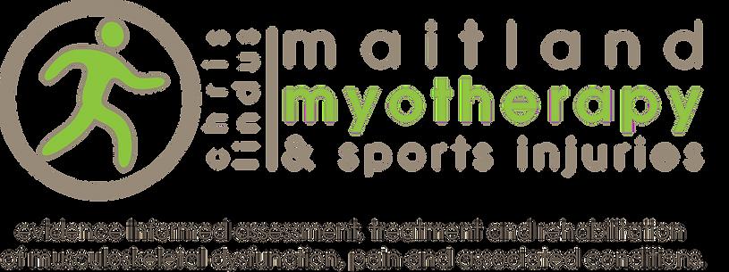 MaitlandMyotherapy & Sports Masage Logo