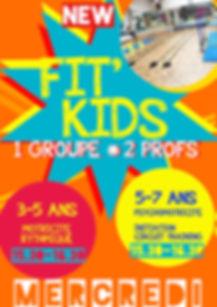 Fit Kids Fitnastic Montgomery, cours de sport pou  enfants woluwé