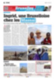 Massai rencontre ingrid, belge, camp insolite, camping tanzanie, rendez-vous en terre inconnue Tanzanie, Masai, Village massai, Lac Natron, Mélissa Theuriau emission, Afrique, voyage authentique