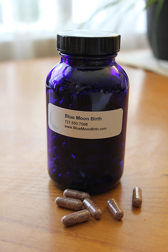 Placenta capsules in jar.jpg