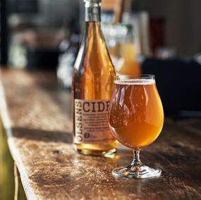 Cider fra Olsen's